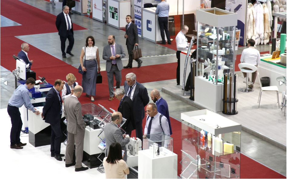 DME Aerosol took an active part in the 5th international specialized exhibition  Import Phase-out