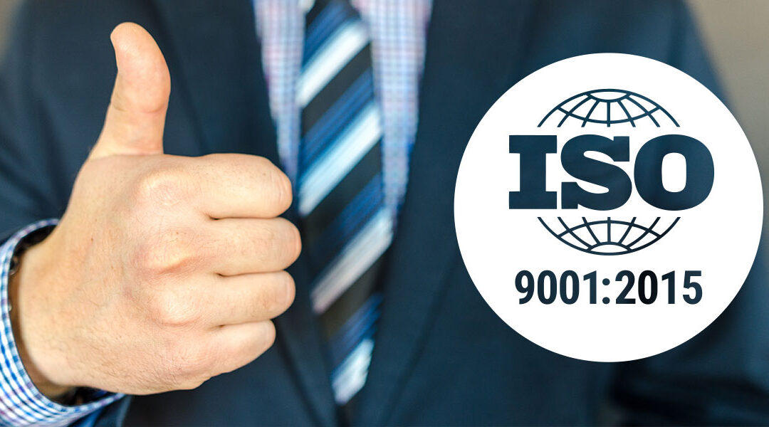 Quality Proved by ISO Certificates