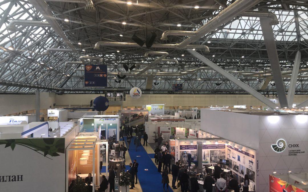 DME Aerosol hat an der Internationalen Fachmesse INTERLAKOKRASKA 2021 teilgenommen, die in diesem Jahr ihr 25. Jubiläum feierte